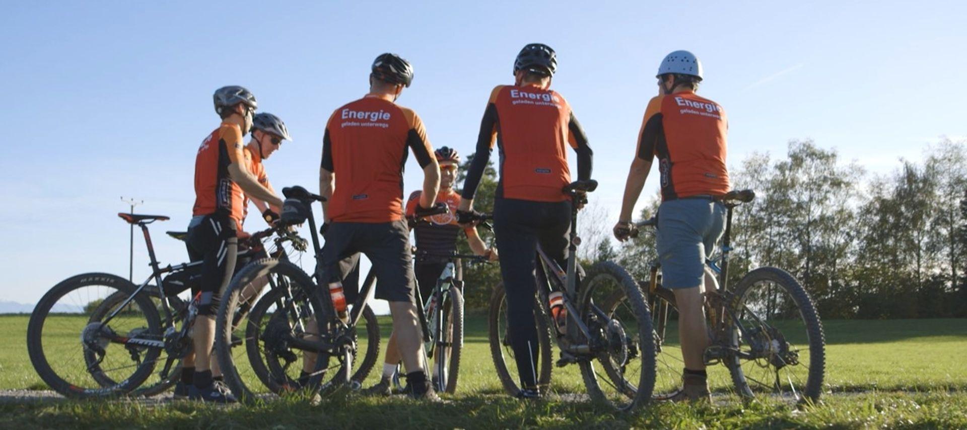 #cyclingforculture - Kilometer statt Corona!