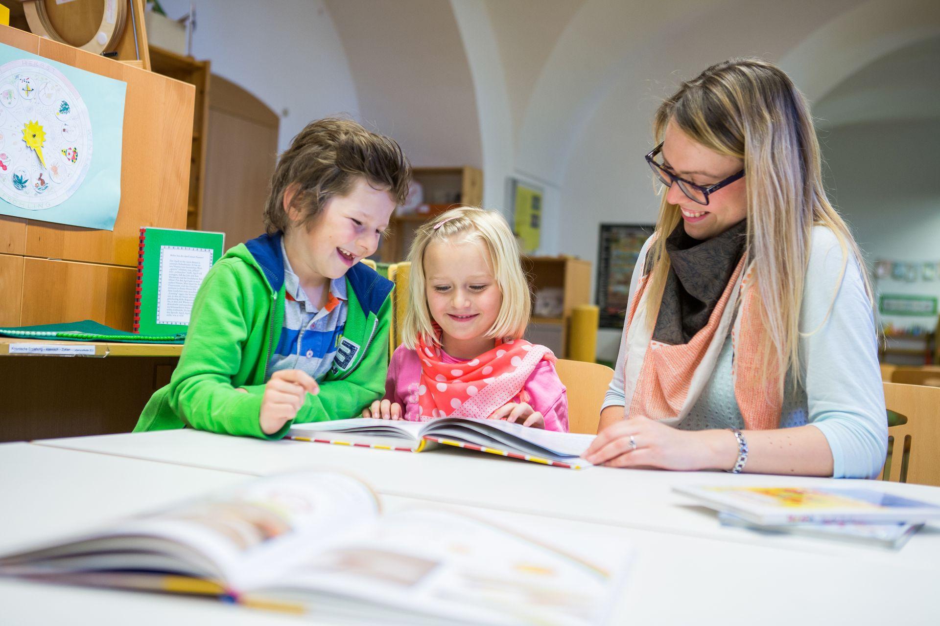 Fit im Lesen und Schreiben: Intensivförderung von Grundschulkindern zur Bewältigung der Coronafolgen