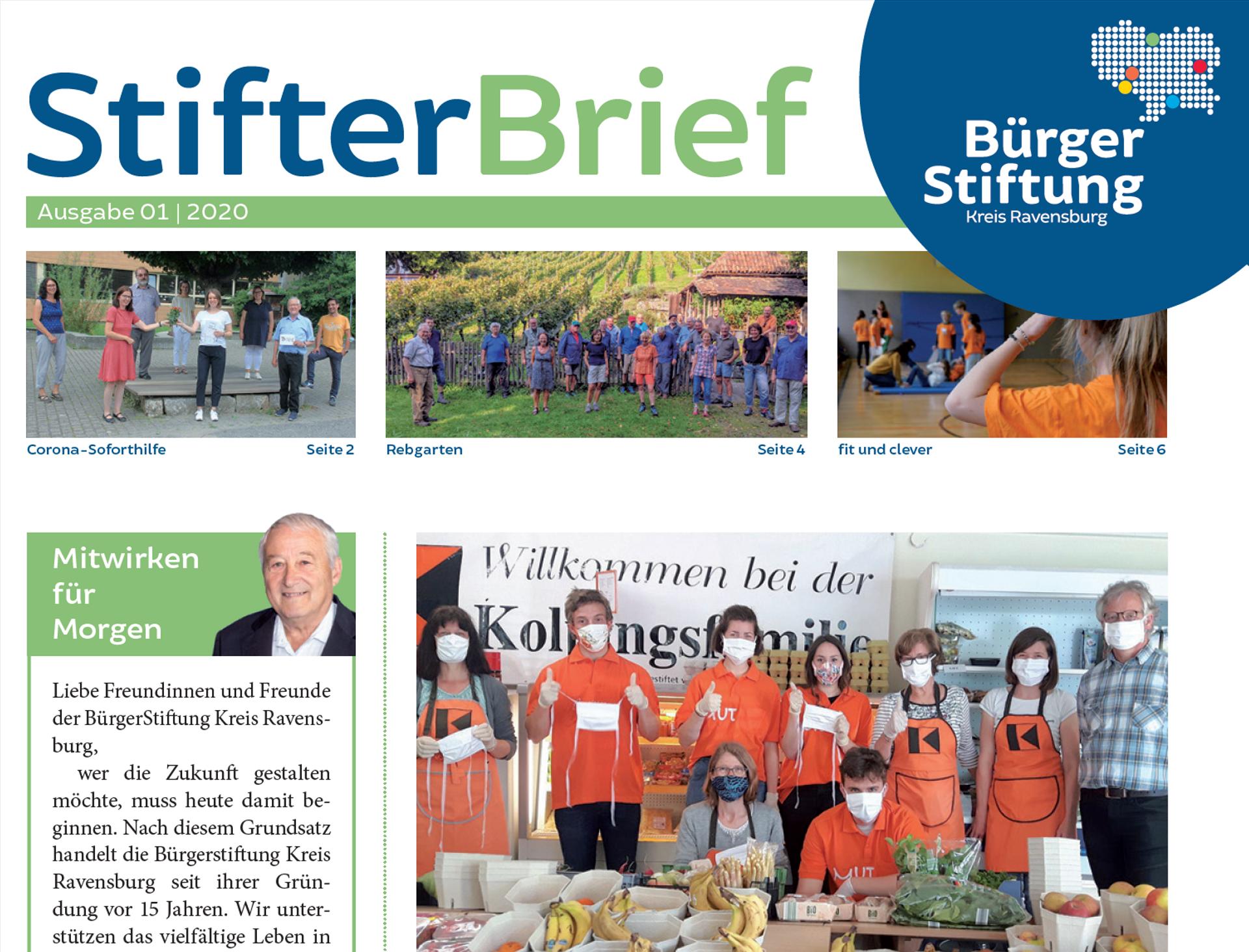 Vielfältig, gemeinnützig und von bürgerschaftlichem Engagement getragen - ein Blick auf unsere Stiftungsarbeit
